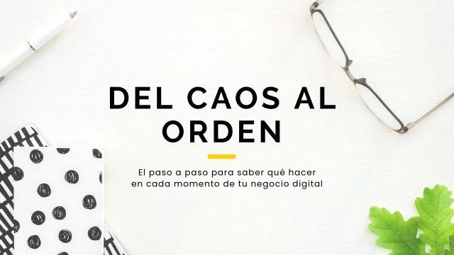 Portada Curso _Del Caos al Orden_